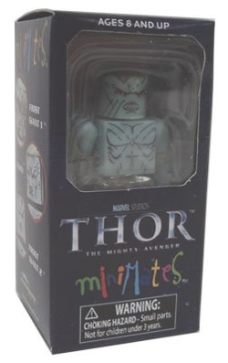 Thor - Frost Giant Miniature Figures