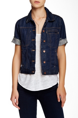 Genetic Denim - Blondie Short Sleeved Jacket