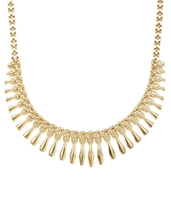 Lord & Taylor - Yellow Gold Necklace