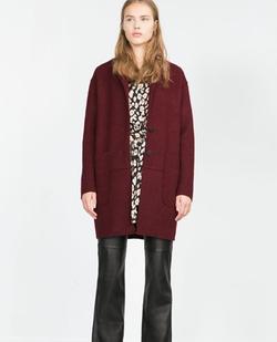Zara - Wool Coat