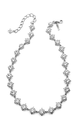 Oscar De La Renta - Delicate Star Necklace