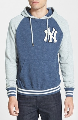 Mitchell & Ness - New York Yankees Extra Innings Pullover Hoodie