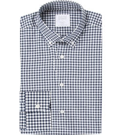 Smyth & Gibson - Brushed Gingham Flannel Shirt