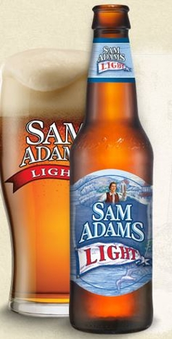 Sam Adams - Light Beer