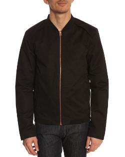 Selected  - Flight Black Jacket
