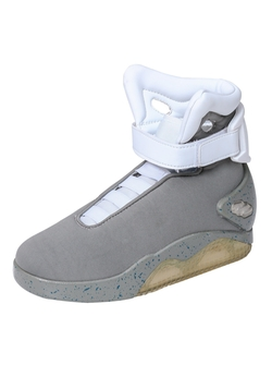 Fun Costumes - Back to the Future 2 Light Up Shoes