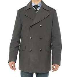 Luciano Natazzi - Double Breasted Pea Coat