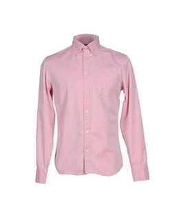 Deperlu - Button-Down Collar Shirt