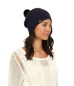 UGG   - Cambridge Colorblock Beanie with Pom