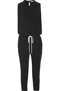 Helmut Lang  - Crepe Jumpsuit
