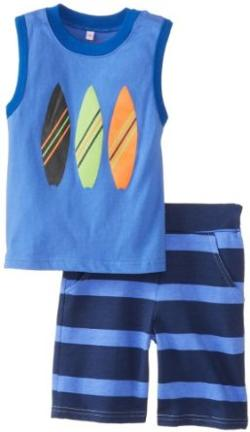 Magnificent Baby - Infant Surf Tank with Short