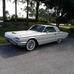 Ford  - 1965 Thunderbird