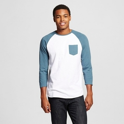 Mossimo Supply Co. - Baseball Raglan T-Shirt