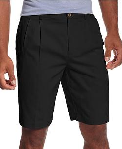 Tommy Bahama  - Coastal Twill Pleated Shorts