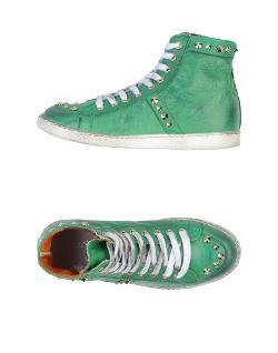 CHIARA FERRAGNI  - High-top sneaker