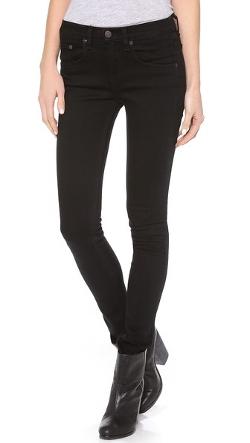 Rag & Bone/Jean - High Rise Skinny Jeans