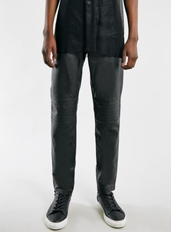 Topman - Leather Pants