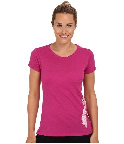 Columbia  - Tested Tough in Pink Ribbon Graphic Tee