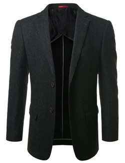 Monday Suit - Mens Wool Blazer Jacket
