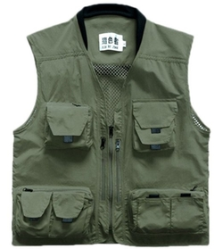 Z-Show Sport - Pocket Vest