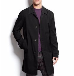 Michael Kors - Franklin Single-Breasted Rain Coat