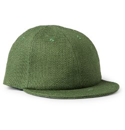 Larose   - Hessian Baseball Cap Hat