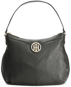 Tommy Hilfiger  - Maggie Pebble Hobo Bag