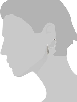Banana Republic - Leaf Cuff Drop Earring
