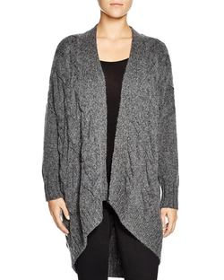 Eileen Fisher - Cable Knit Cardigan