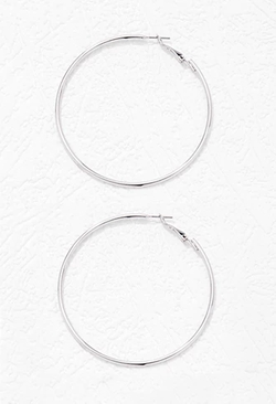 Forever 21 - Classic Hoop Earrings
