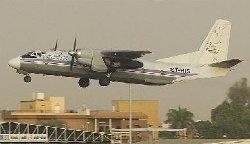 Antonov  - An-26B-100 Plane
