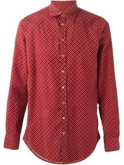 Dsquared2 - Floral Print Shirt