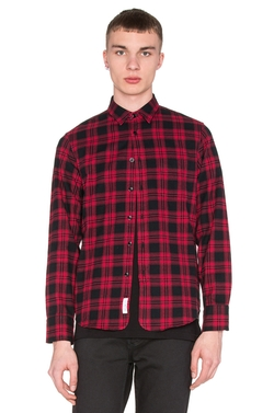 Rag & Bone - Placket Button Down Shirt