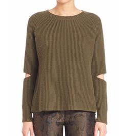 Zoë Jordan - Turing Cashmere & Wool Sweater
