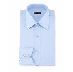 Tom Ford  - Slim-Fit Classic Dress Shirt,