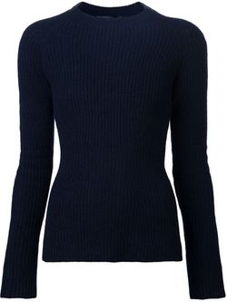 The Row - Ribbed Knit Sweater