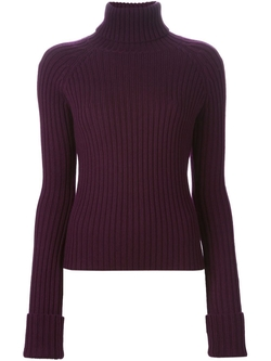 Joseph   - Ribbed Turtleneck Sweater