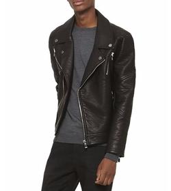 Eleven Paris - Elmut Faux-Leather Perfecto Jacket