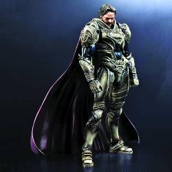 Square Enix  - Play Arts Kai Jor EL Man of Steel Action Figure