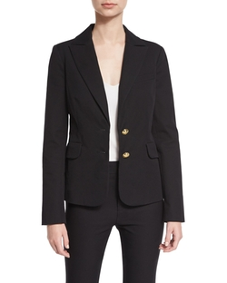 10 Crosby Derek Lam  - Stretch Two-Button Blazer