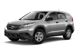 Honda -  2WD LX SUV