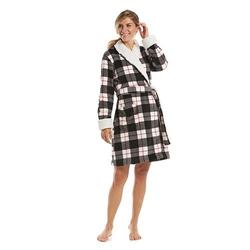 Chaps Pajamas - Wrap Robe