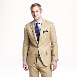 J.Crew - Ludlow Suit Jacket In Irish Linen