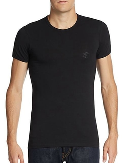 Versace Collection - Boxed Cotton Jersey Tee