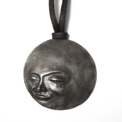 Boticca - Full Moon Pendant Necklace