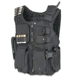 EOM - Tactical Entry Operation SWAT Police Military Law Enforcement Assault Vest
