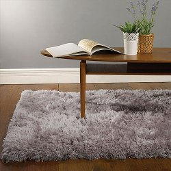 The Rug House - Soft Faux Fur Living Area Rug