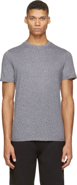 Paul Smith Red Ear - Marled Knit T-shirt