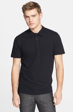 Versace Collection  - Medusa Polo Shirt