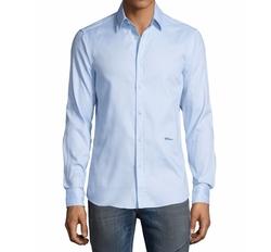 Just Cavalli  - Button-Front Dress Shirt